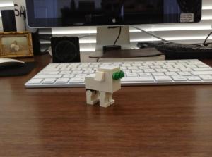 LegoElectricSheep